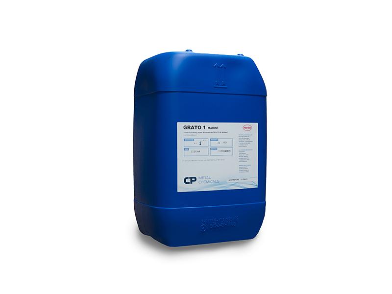 Grato 1 Marine - Multipurpose tank cleaning chemical