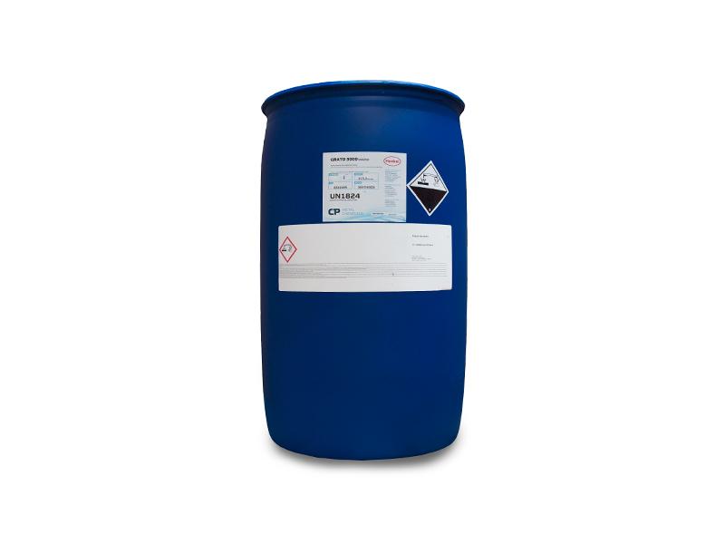 Grato 3000 Marine | Special Heavy Duty Alkaline Cleaner