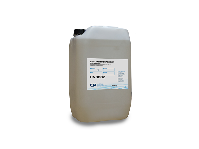 CP Super Degreaser | Strong solvent cleaner